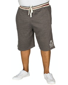 KAM Crown Jogger Shorts Charcoal