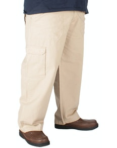 Duke Cargo Pants Taupe