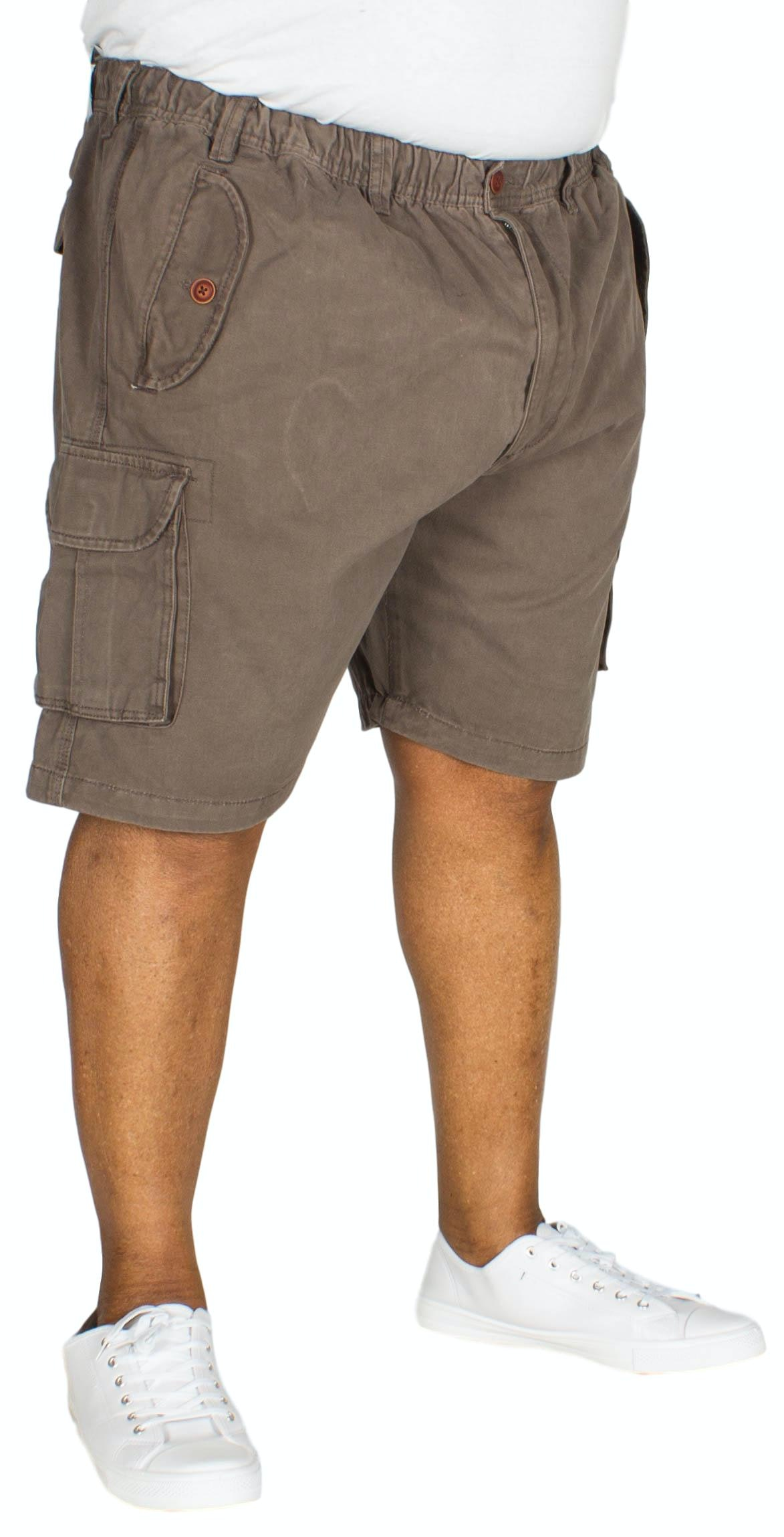 Espionage Heavy Twill Cargo Shorts Mole