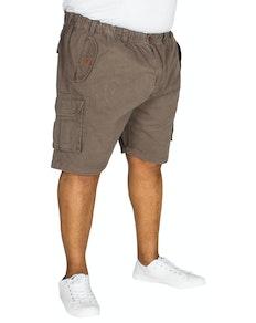Espionage Heavy Twill Cargo Shorts Mole