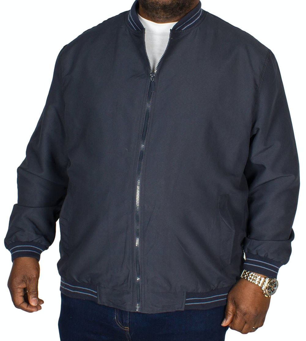 Carabou Gents Collage Jacket Navy