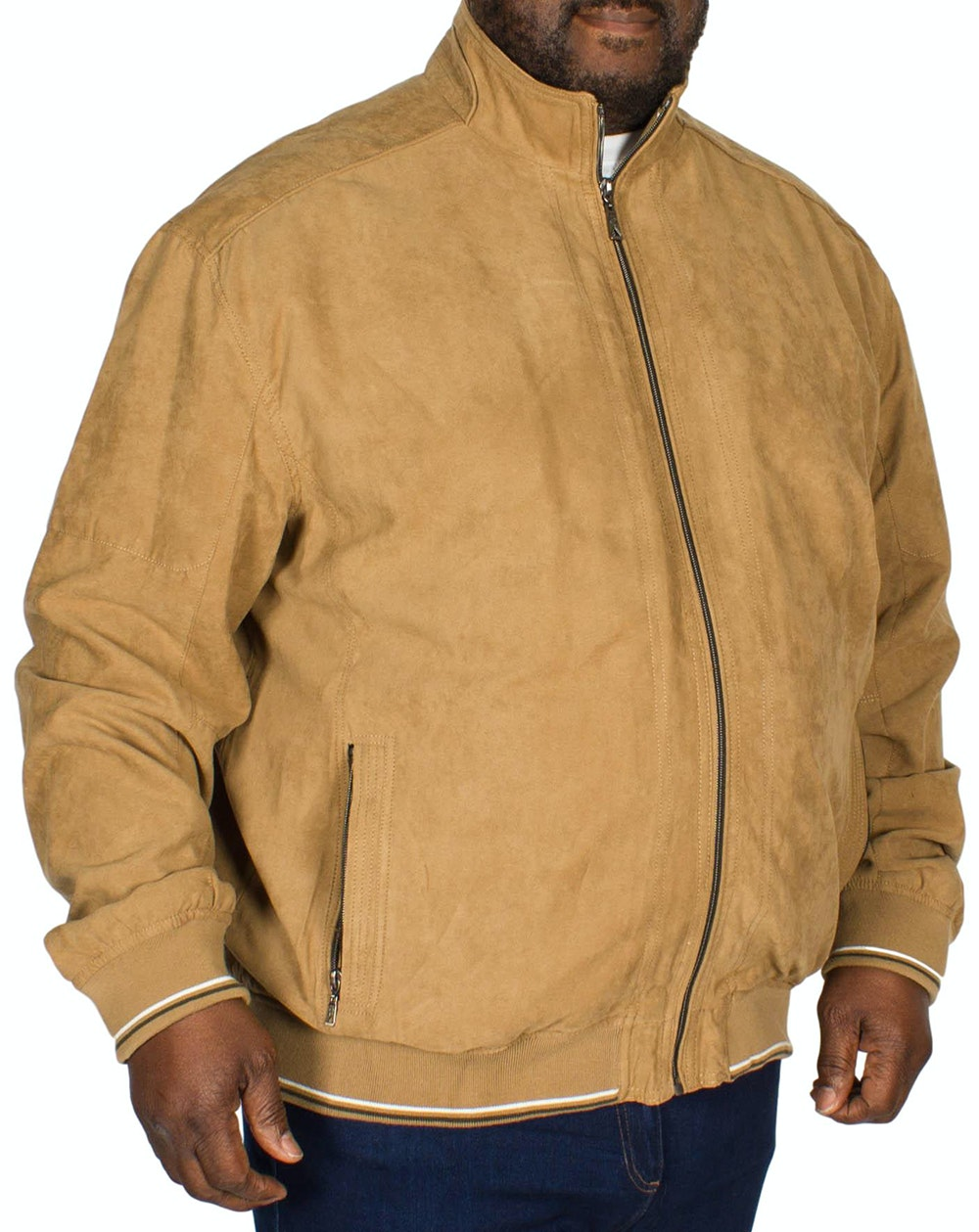 Saxon Erie Jacket Camel