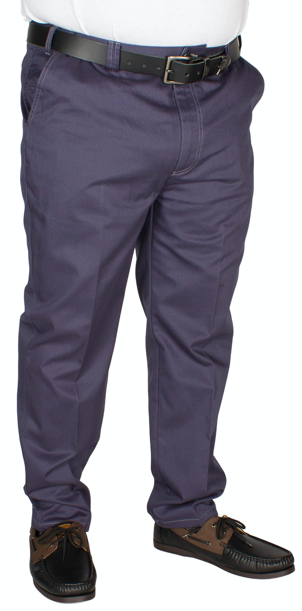 Carabou Expand-A-Band Chino Navy