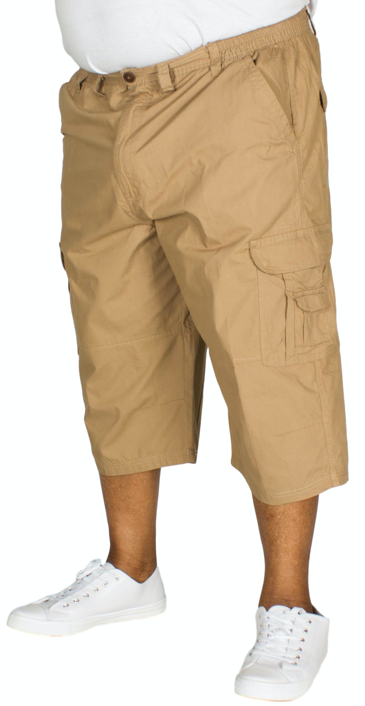 Metaphor 3/4 Combat Shorts Fawn