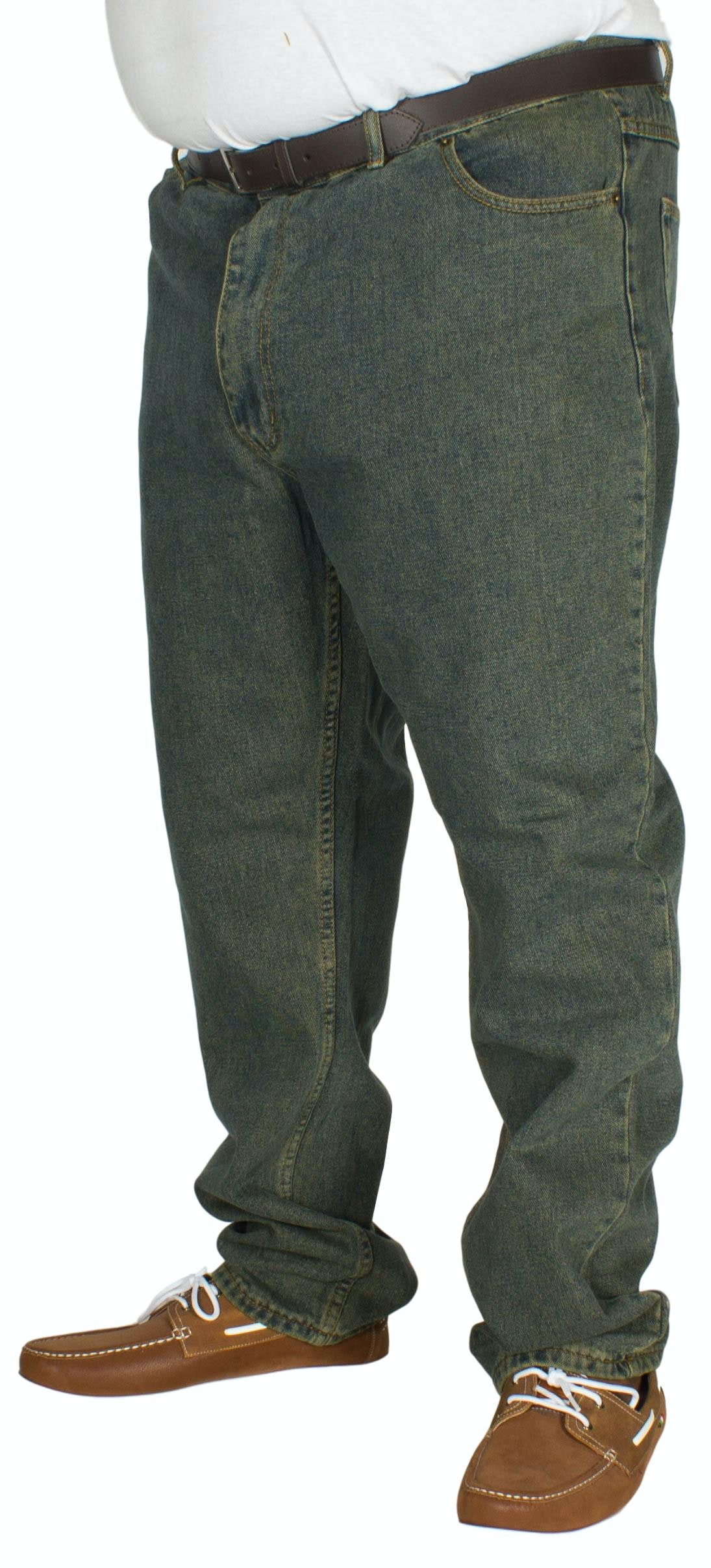 Duke Rockford Relaxed Fit Dirty Denim Jeans