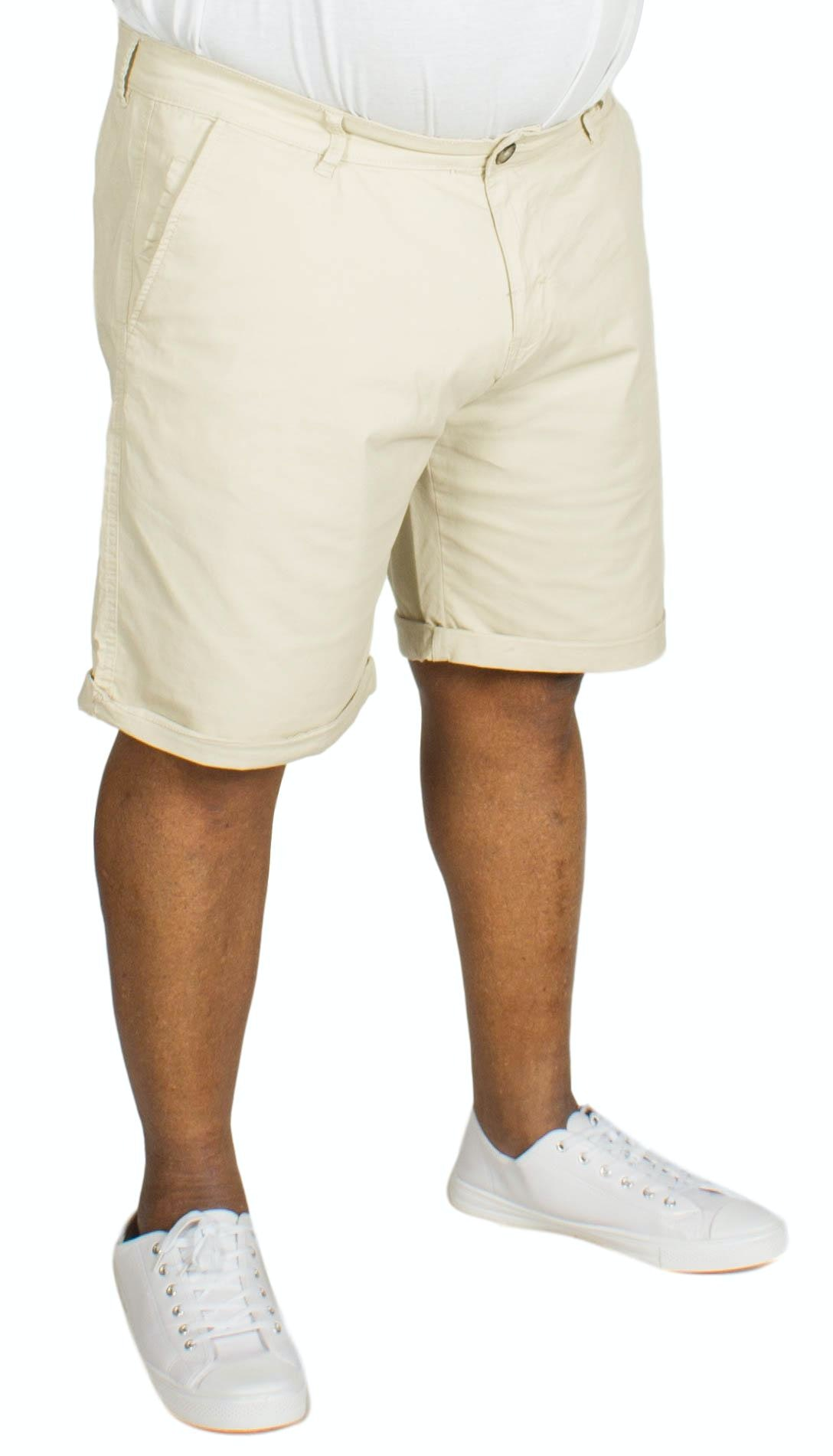 Replika Stretch Chino Shorts Beige