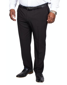 Farah Roachman 4 Way Stretch Twill Trousers Black