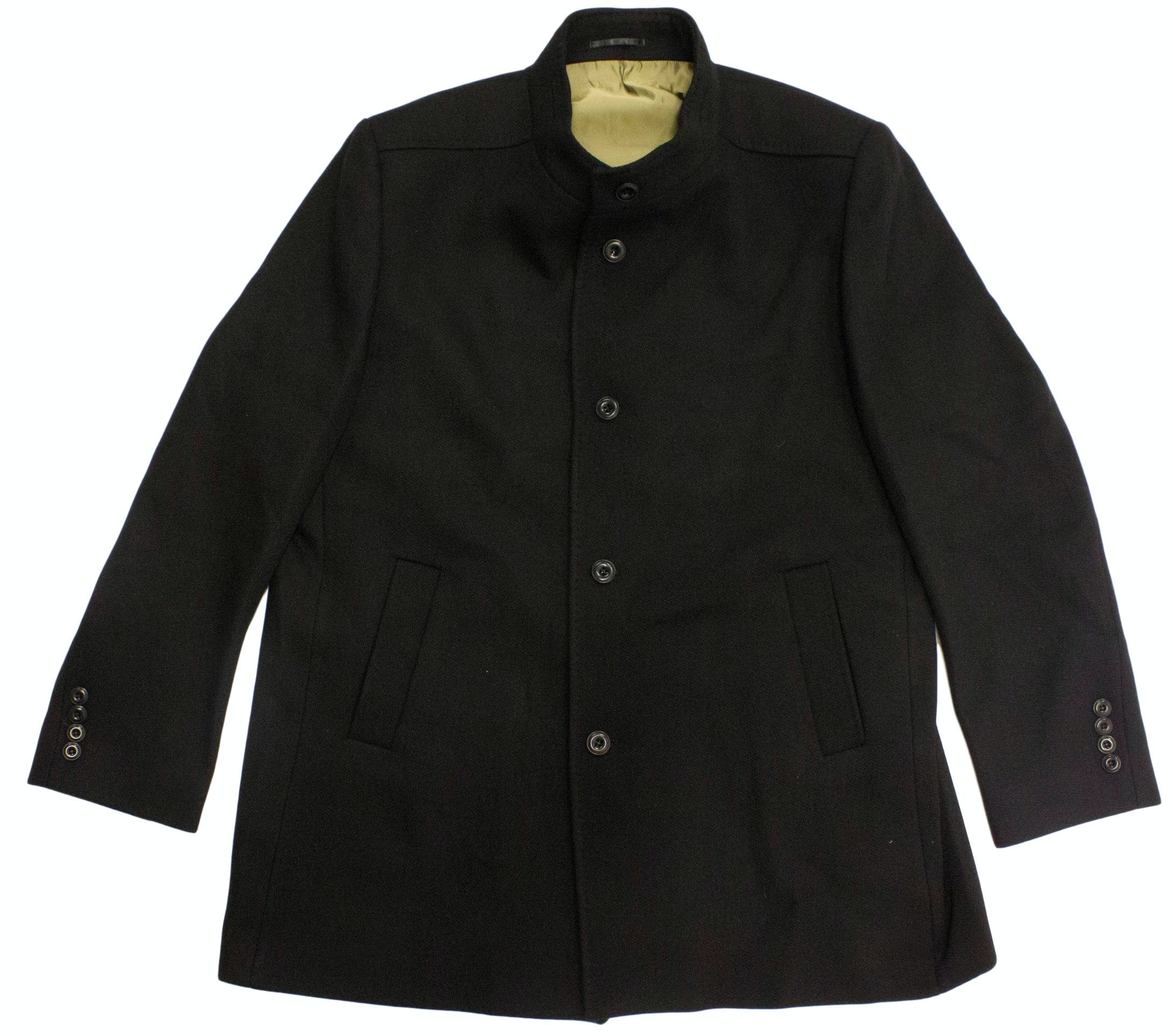 Erla Of Sweden Formal Coat Black