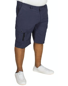 Erla Of Sweden Lightweight Cargo Shorts Navy