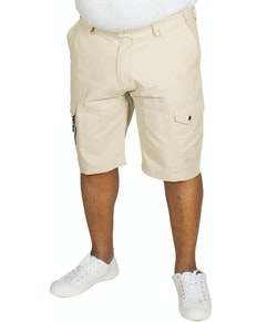 Erla Of Sweden Lightweight Cargo Shorts Beige