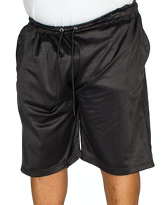 KAM Tricot Shorts Black