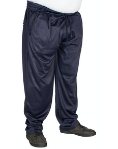 KAM Tricot Joggers Navy