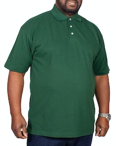 RTY Pique Polo Shirt Green