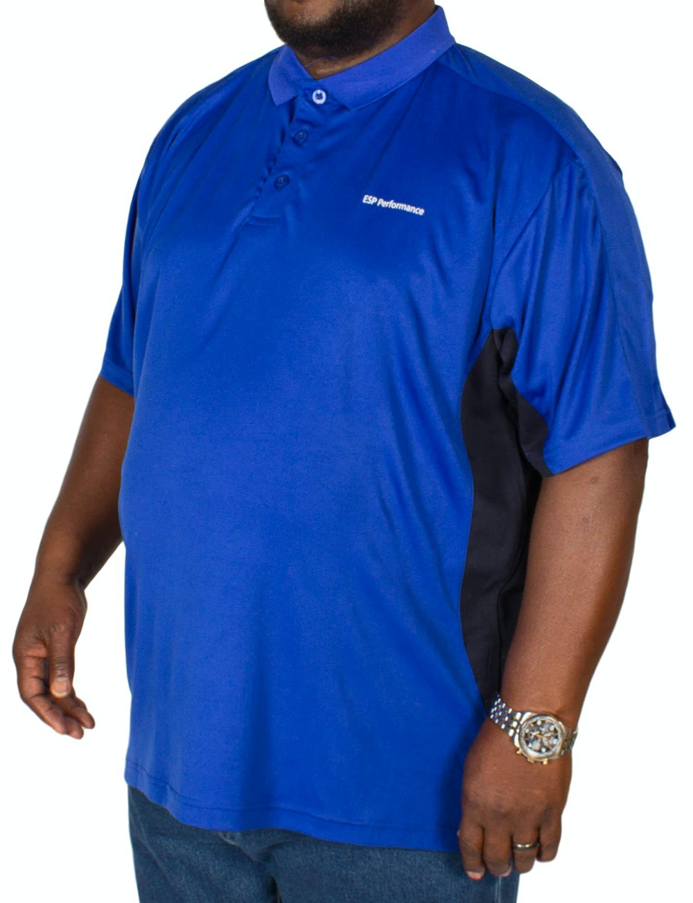 Espionage Performance Polo Shirt Royal