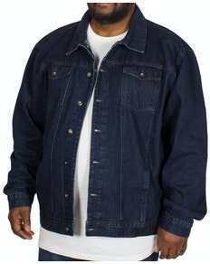 Bigdude Classic Denim Jacket Indigo