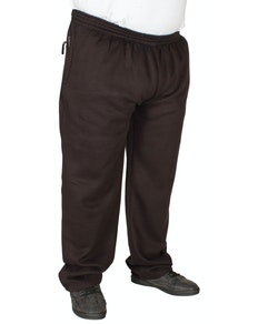 Duke Albert Black Joggers
