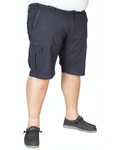 Replika Cargo Shorts Navy