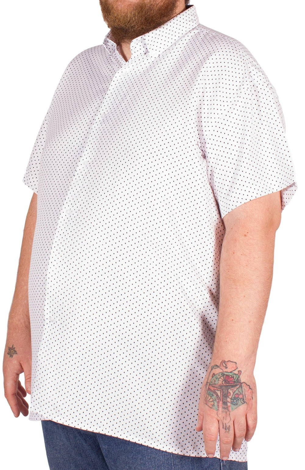 Fitzgerald Club Print Short Sleeved Shirt