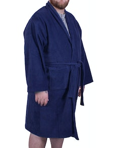 Espionage Plain Fleece Gown