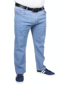 Bigdude Stretch Jeans Light Wash