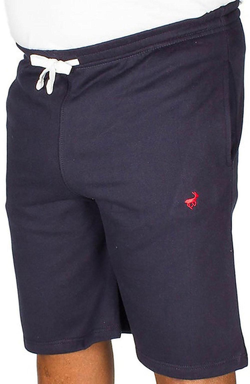 Bigdude Signature Jogger Shorts Navy