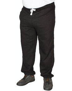 Bigdude Basic Joggers Black