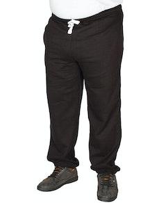 Bigdude Basic Joggers Black