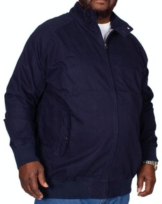 KAM Harrington Jacket Navy
