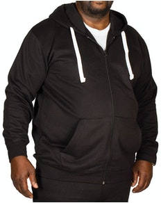 Bigdude Essentials Hoody Black Tall