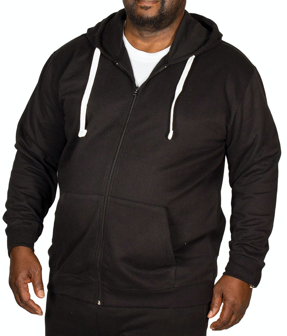 Bigdude Essentials Hoody Black