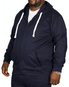 Bigdude Essentials Hoody Navy Tall