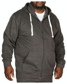 Bigdude Essentials Hoody Charcoal