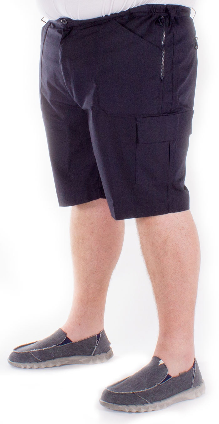 Carabou Action Combat Shorts Navy
