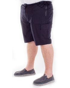 Carabou Action Combat Shorts Navy