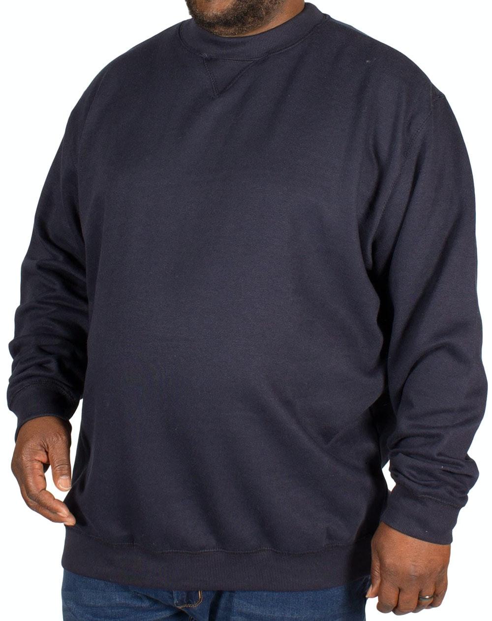 D555 Essential Sweatshirt Navy