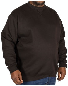 D555 Essential Sweatshirt Black