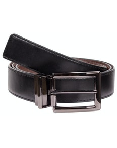 Arthur Leather Reversible Belt Black/Brown
