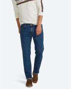 Wrangler Greensboro Stretch Darkstone Jeans