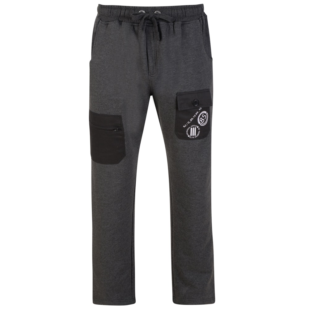 KAM Fashion Jogger Charcoal