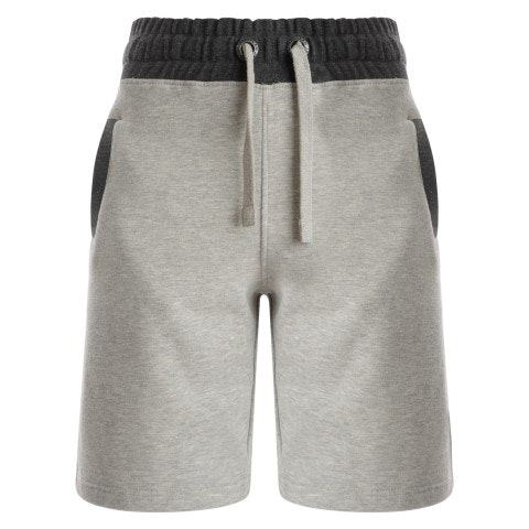 KAM Jogger Shorts Grey