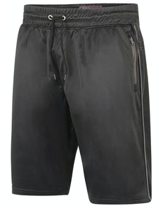 KAM Tricot Fabric Sport Shorts Black
