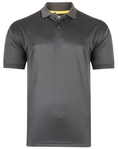 KAM Sports Polo Shirt Black