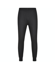 KAM Thermal Long Johns Black