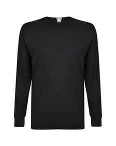 KAM Thermal Long Sleeve T-Shirt Black