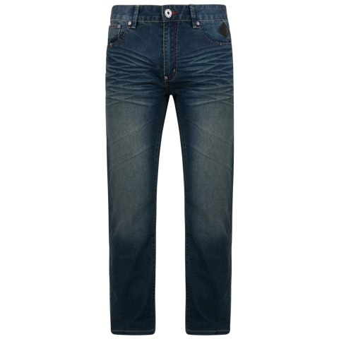 KAM Benito Lightweight Jeans Blue