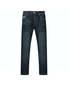 KAM Rory Stretch Jeans Blue Tall