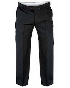 D555 Max Extender Waist Trousers Black