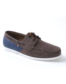 D555 Monroe Deck Shoes Brown
