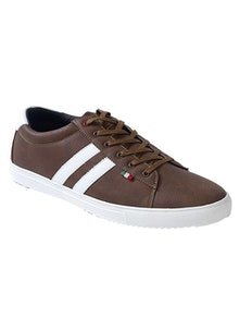 D555 Floyd Trainers Brown