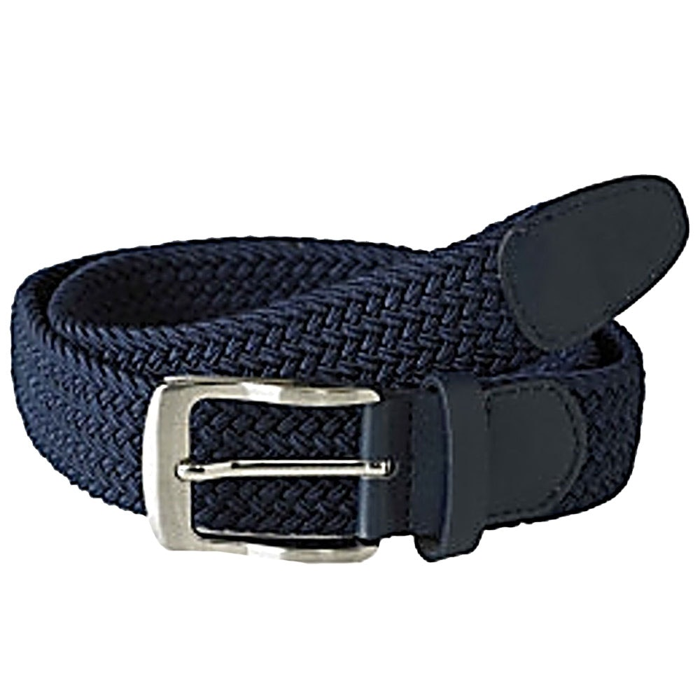 D555 Dani Stretch Braided Belt Navy